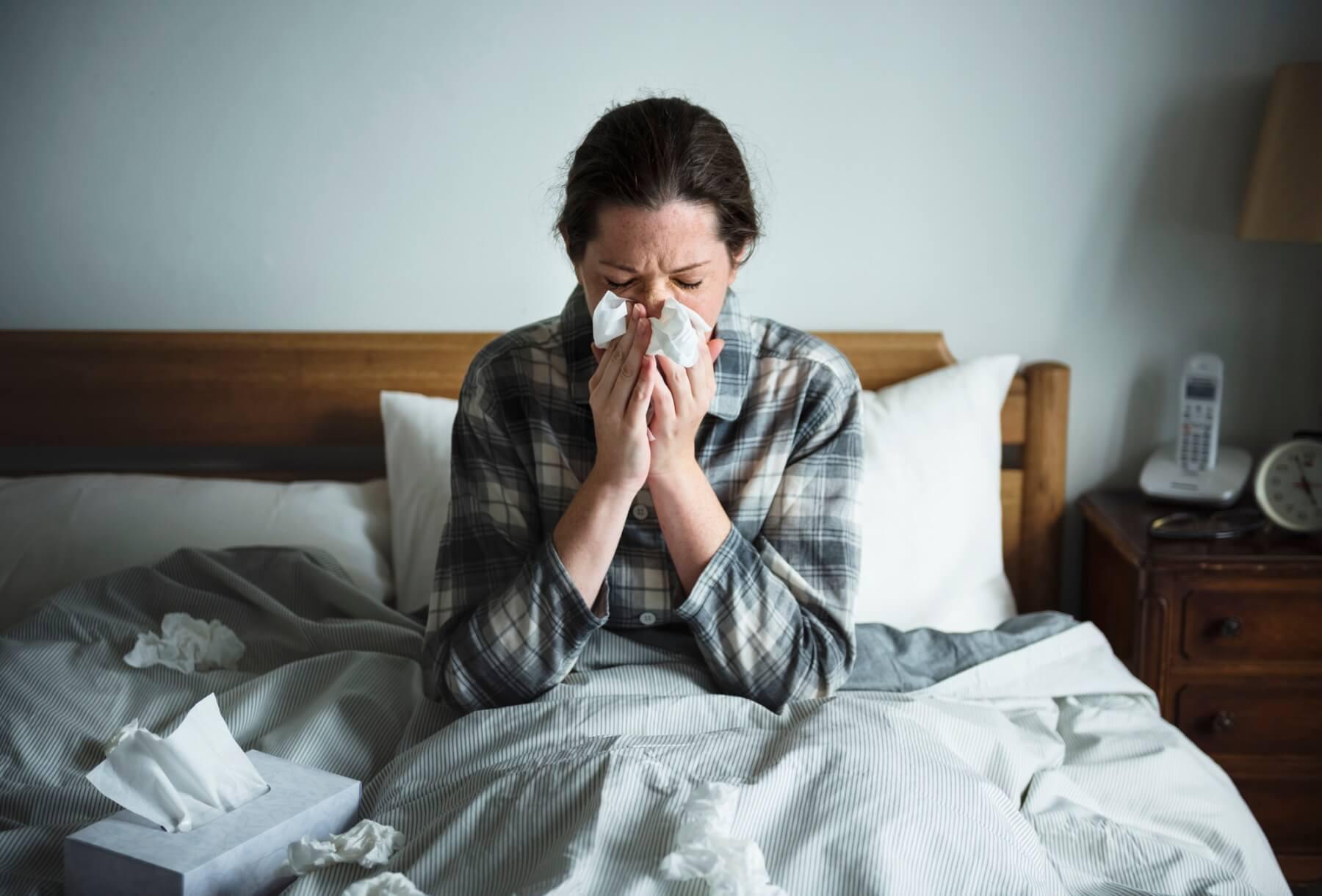 O que nos pede uma gripe - Mil Grãos